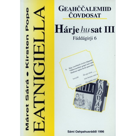 Eatnigiella - Hárjehusat III