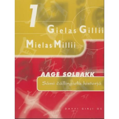 Gielas Gillii - Sámi čállingiela historjá