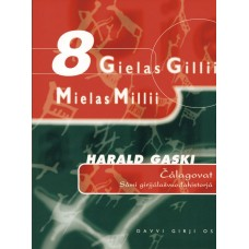 Gielas Gillii - Čálagovat
