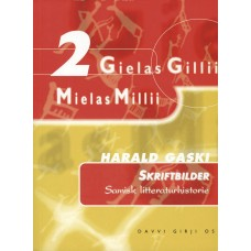 Gielas Gillii - Skriftbilder