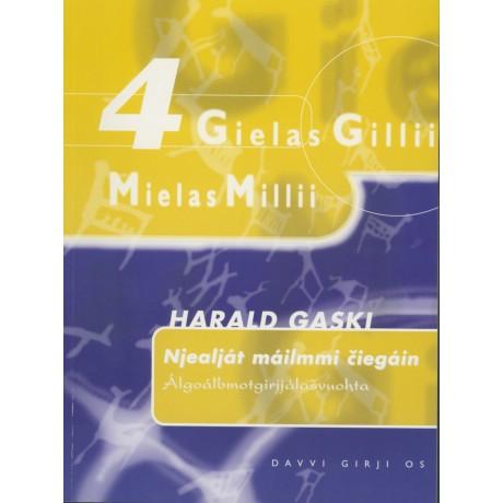 Gielas Gillii - Njealját máilmmi čiegáin