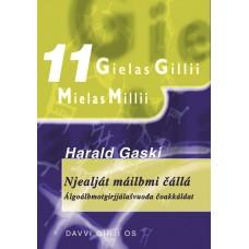 Gielas Gillii - Njealját máilbmi čállá