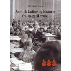 Samisk kultur og historie fra 1945 til 2000