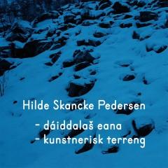 Hilde Skancke Pedersen - dáiddalaš eana / - kunstnerisk terreng