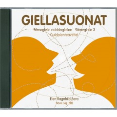 Giellasuonat CD