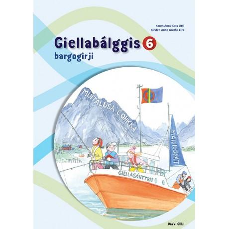Giellabálggis 6 bargogirji