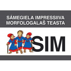SIM-Sámegiela impressiiva morfologalaš teasta