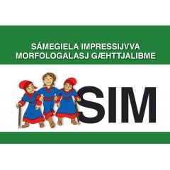 SIM -Sámegiela impressijvva morfolgogalasj gæhttjalibma