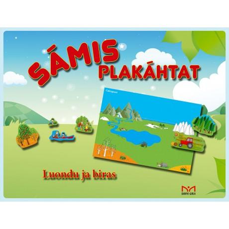 Sámis - Magneahttaplakáhtat